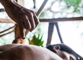 MASSAGE WITH GUEST