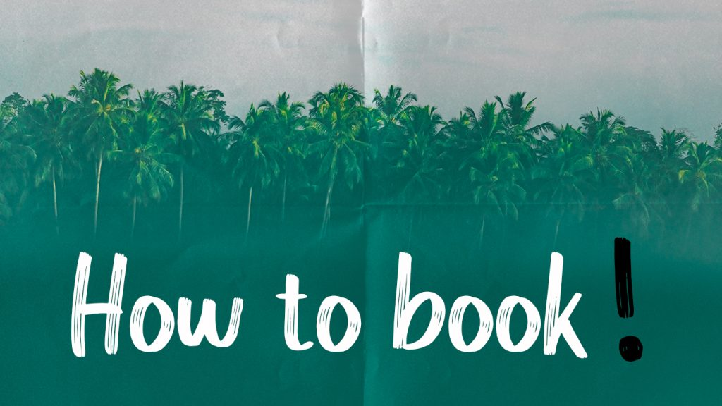 MSC How to book
